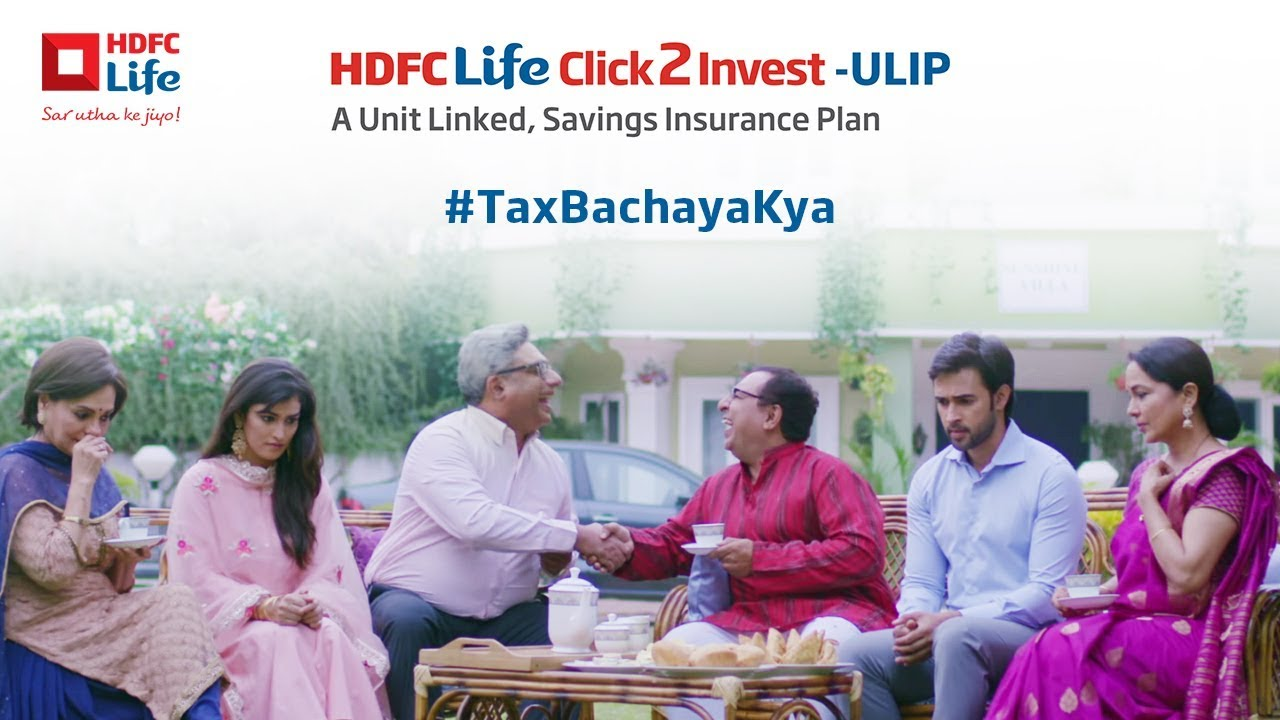 Taxing rishta! | HDFC Life presents #TaxBachayaKya