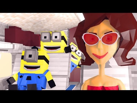 Minions Movie - Scarlet Overkill! (Minecraft Roleplay) #5 FINALE!