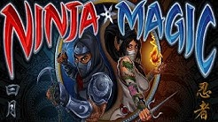Ninja Magic Online Slot by Microgaming - Free Spins Feature!