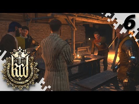 KINGDOM COME: DELIVERANCE - Learning Everything! - EP06 (Gameplay)