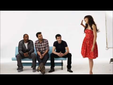 New Girl - Pilot Opening Credits (Theme by Zooey Deschanel)