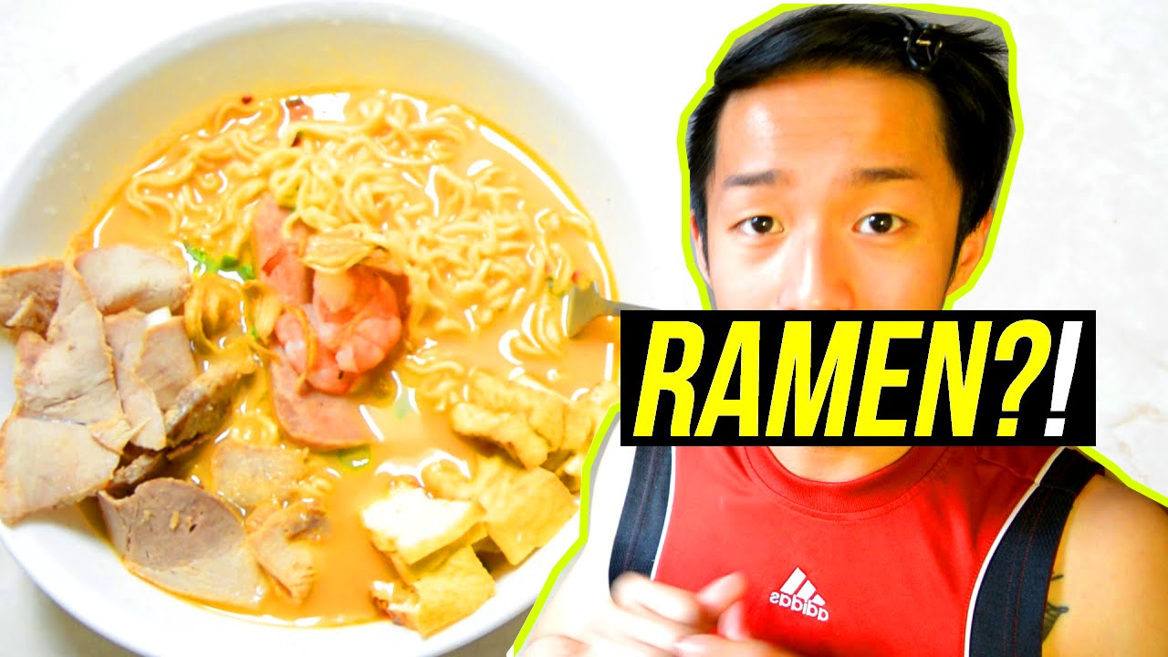 How to make really good instant ramen