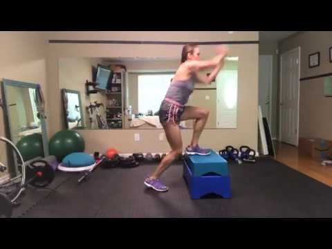 Movement Monday- Cardio Legs!
