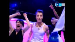 Сява Воробьев на Евровидении