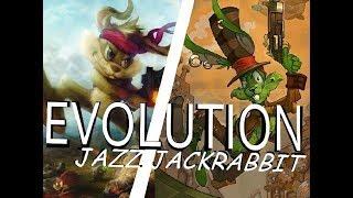 JAZZ JACKRABBIT - Evolution
