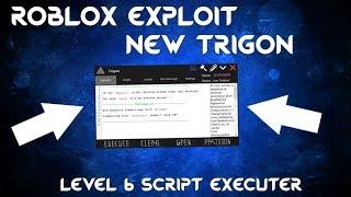 [ROBLOX] 😎 Trigon 😎 New Exploit Level 6 😮 | Script Executer| [PATCHED]