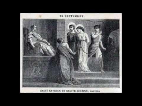 De Brujo a Santo. La Vida de San Cipriano y Santa Justina