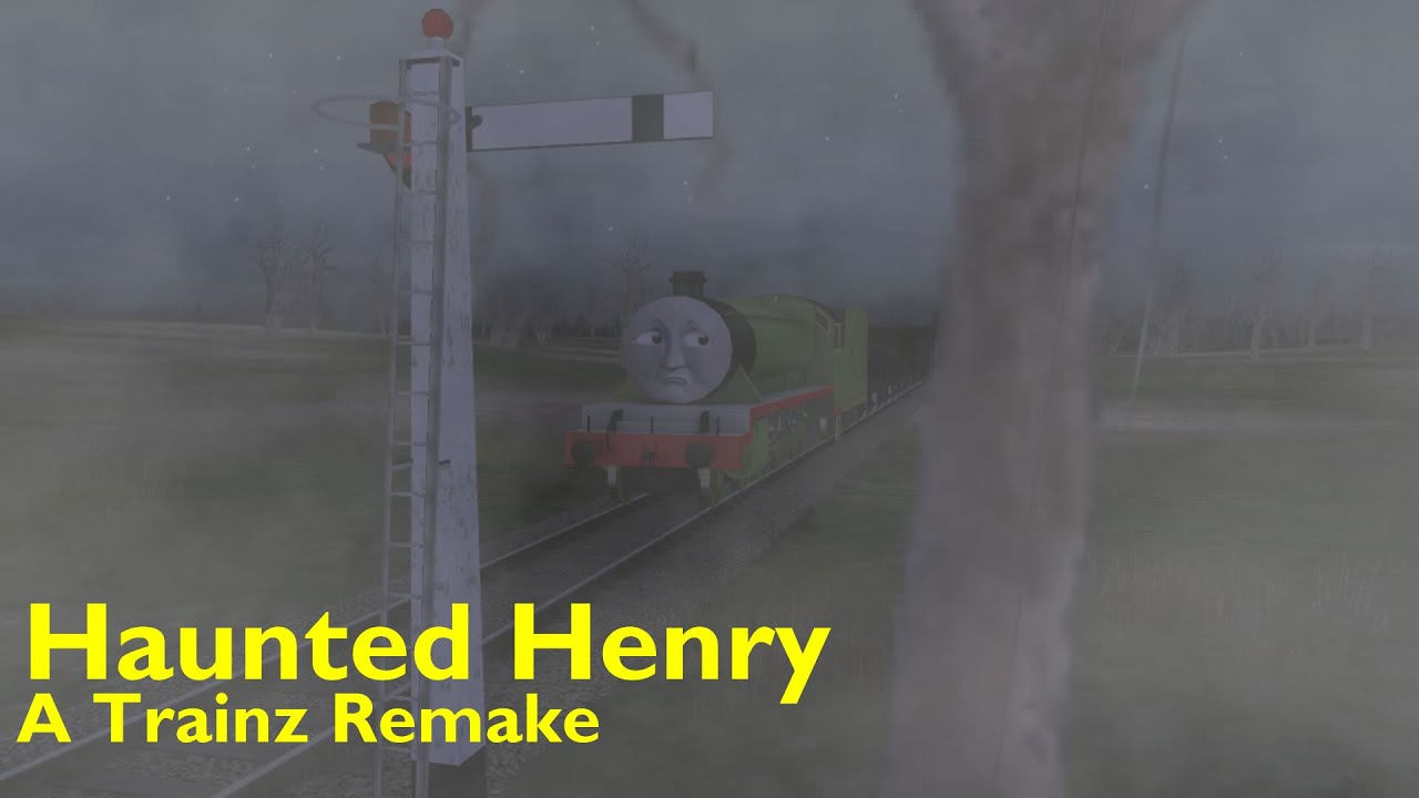 Thomas and nds haunted henry trainz