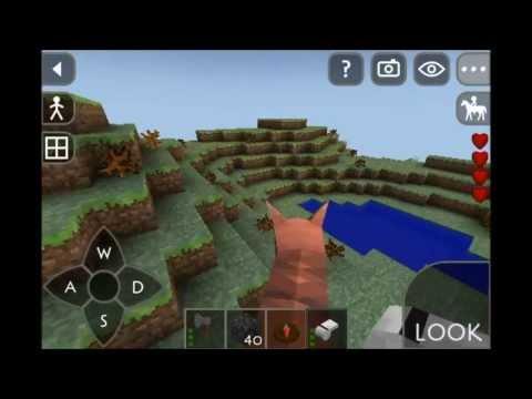SurvivalCraft Ep. 6 El Mineral De La Polvora En ESPAÑOL