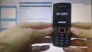 Прошивка Samsung C3011 Разблокировка c 3011 Сброс настроек(Прошивка Разблокировка Сброс пароля телефона Samsung C3011. Поставили пароль и забыли. Телефон заблокирован..., 2016-02-23T17:30:35.000Z)
