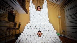 O QUE FAZER COM MAIS DE 500 PAPEIS HIGIÊNICOS? ‹ Neagle ›