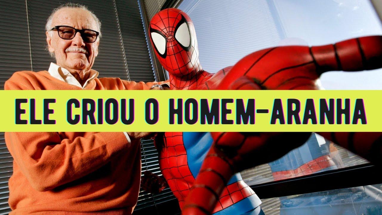 A Incrível Lição de Stan Lee, com Stan Lee [Vídeo Motivacional Legendado]
