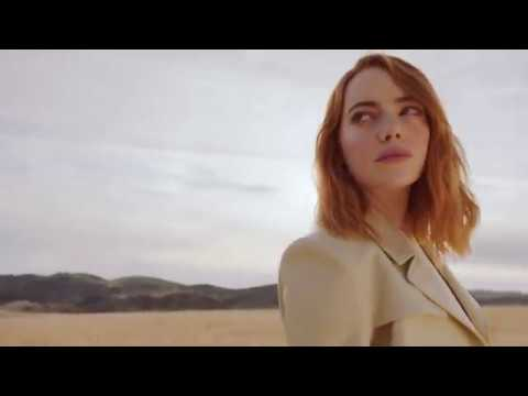 Emma Stone in The Spirit of Travel  New Louis Vuitton Campaign