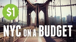 NEW YORK TRAVEL GUIDE | NYC ON A BUDGET & CHEAP EATS