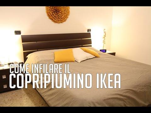 La casalinga disperata COME INFILARE IL COPRIPIUMINO IKEA