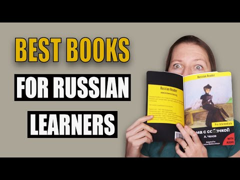 Best Books To Learn Russian - Russian Readers