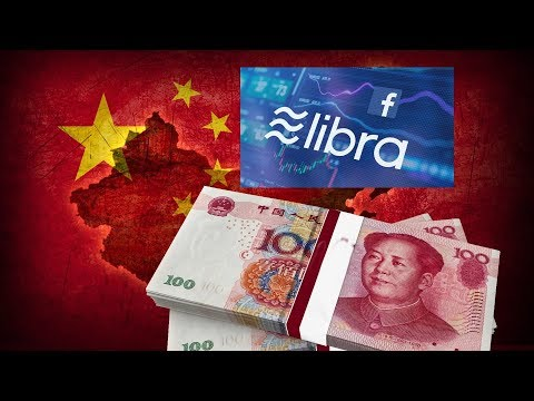 Китай выпускает убийцу криптовалюты Libra от Фейсбук