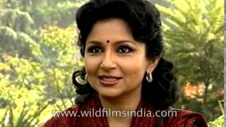 Sharmila Tagore, Bollywood actress speaks of her early years