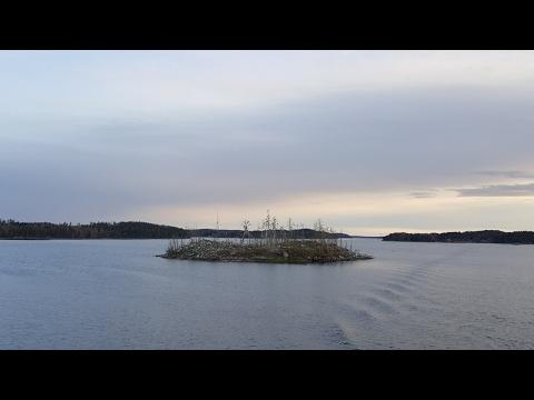 """Острова (в тч """"птичьи"""") рядом со Стокгольмом. Stockholm Islands."""