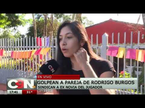 Pareja de Rodrigo Burgos denuncia supuesta agresión