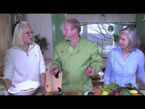 The Wisdom To Wellness Show: Superfood Holiday Cooking Show
