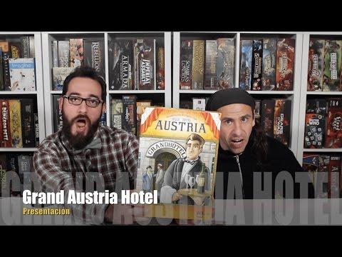 Grand Austria Hotel (Presentación)