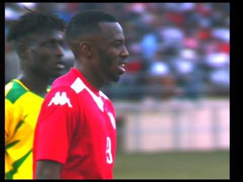Shitembi vs Guinea Bissau