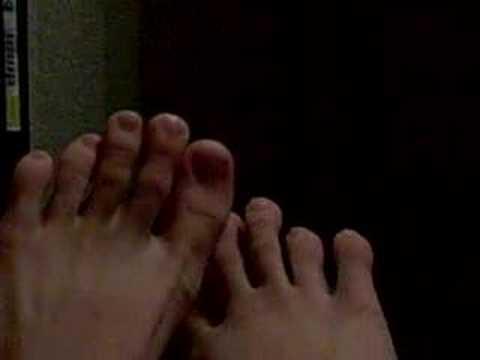 scary feet youtube