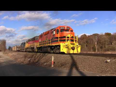 November 20, 2017 Rails in the Connecticut Valley