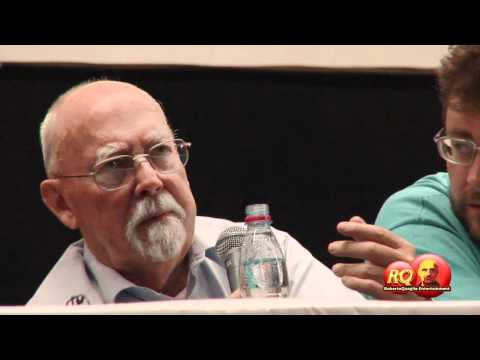 Harry Harrison's talk in Moscow, at Eurocon 2008 - (part 1)