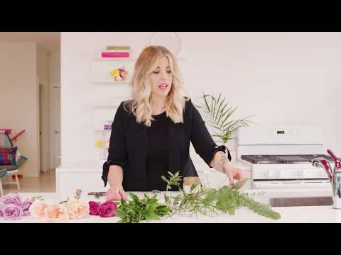 Create a Floral Garland with Stacey Bal AIFD EMC