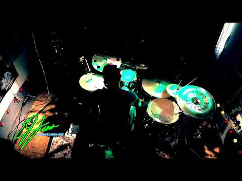 Green Day - American Idiot - Drum Cover By EJ Luna Official