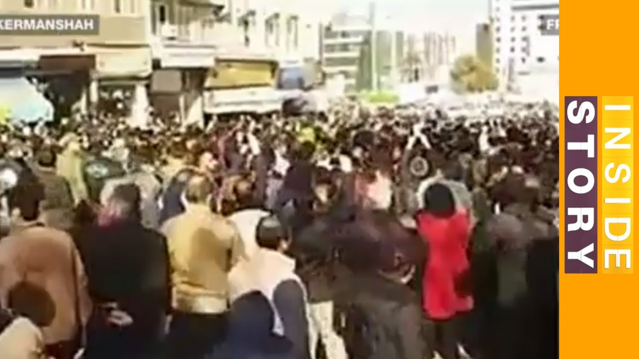 🇮🇷 Protests over economic situation in Iran   Inside Story   Al Jazeera English