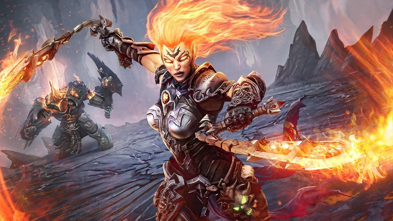 Darksiders 3 Lead Actor's Audition Was 4 Words Long - IGN ...