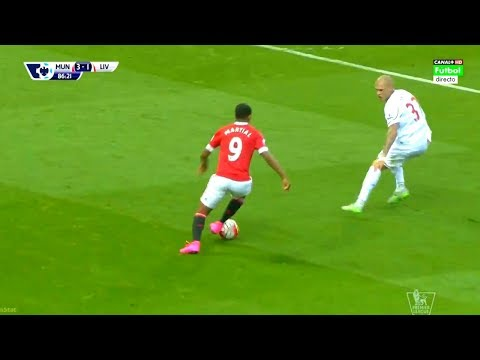 50+ Players Humiliated by Anthony Martial ᴴᴰ