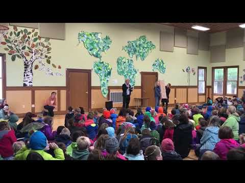 Prairie Creek Community School Poem