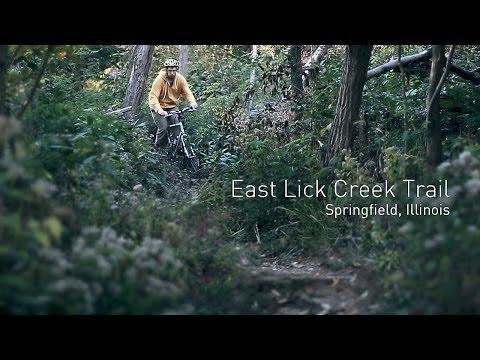 East Lick Creek Trail, Springfield, Illinois