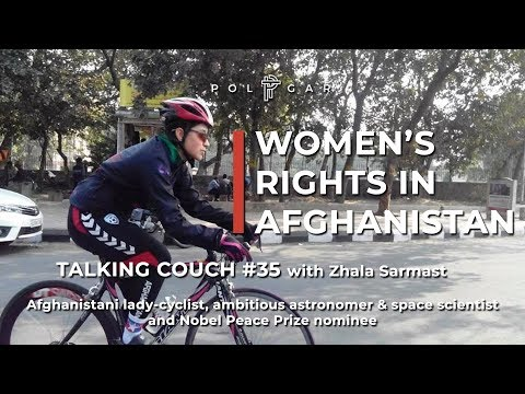 WOMEN'S RIGHTS IN AFGHANISTAN | Interview with Zhala Sarmast