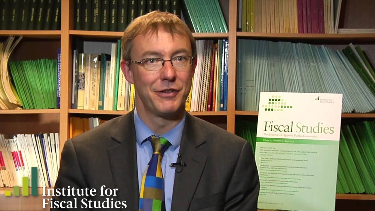 paul johnson ifs pensions and investments