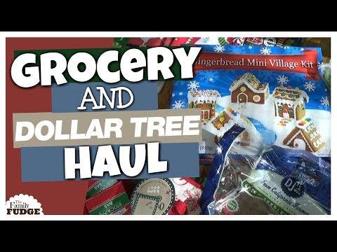 Download Youtube: Random Grocery Haul + MORE Dollar Tree Christmas Stuff