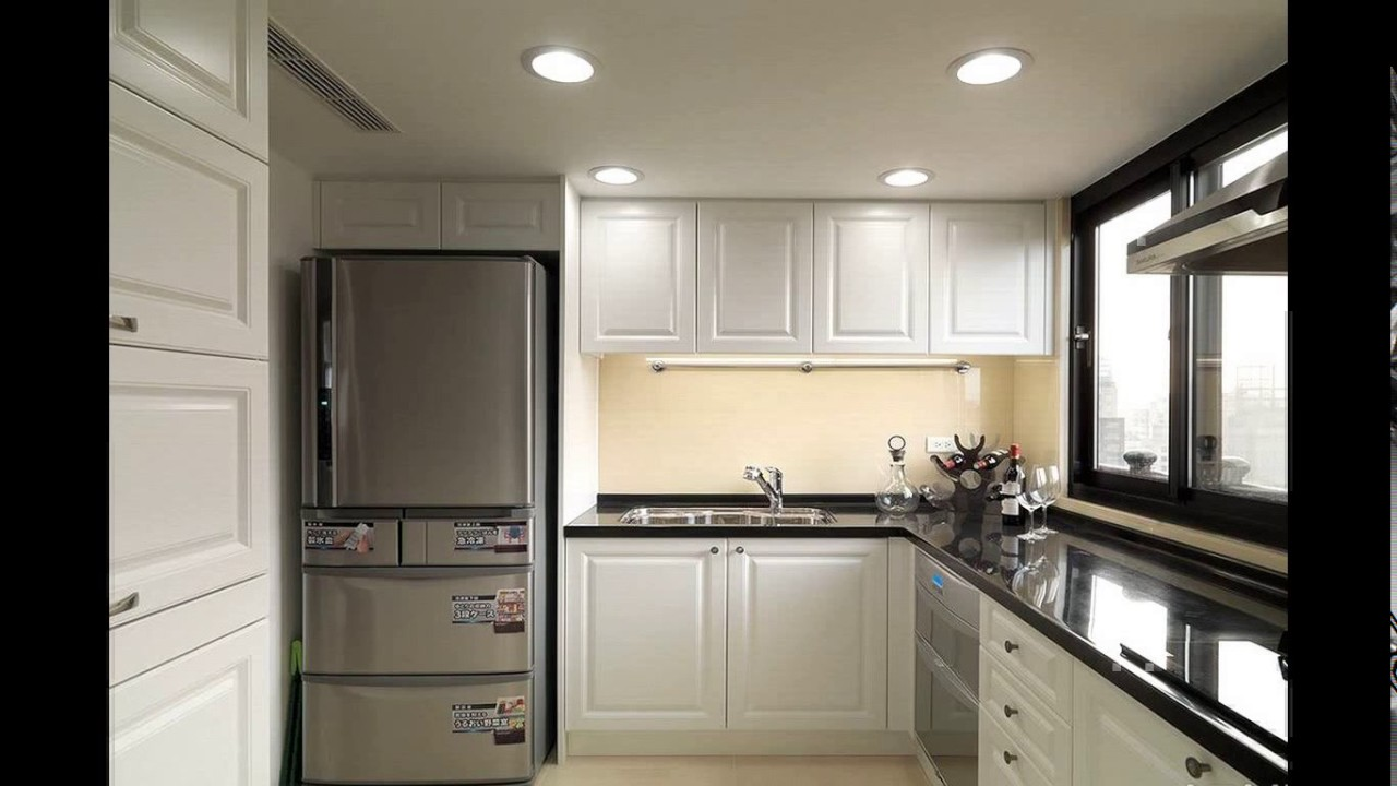 Kitchen design for small apartment in malaysia
