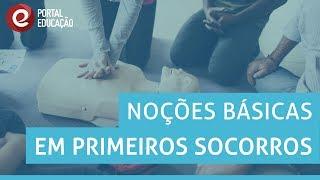 Videoaula | Noções Básicas em Primeiros Socorros