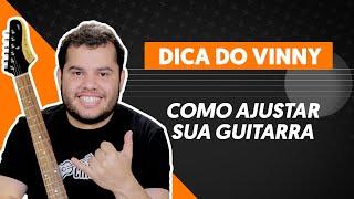 DIFERENTES FORMAS DE TIMBRAR SUA GUITARRA | Dica do Vinny