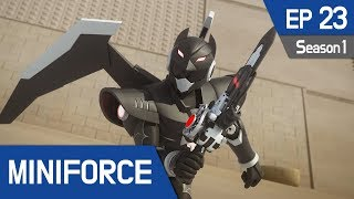 MINIFORCE-Saison 1 Ep23: Schwarz Miniforce 1
