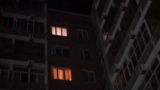 Девочка во сне из окна на 5-м выпала