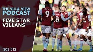 The Villa View Podcast S03 E12 | FIVE STAR VILLANS