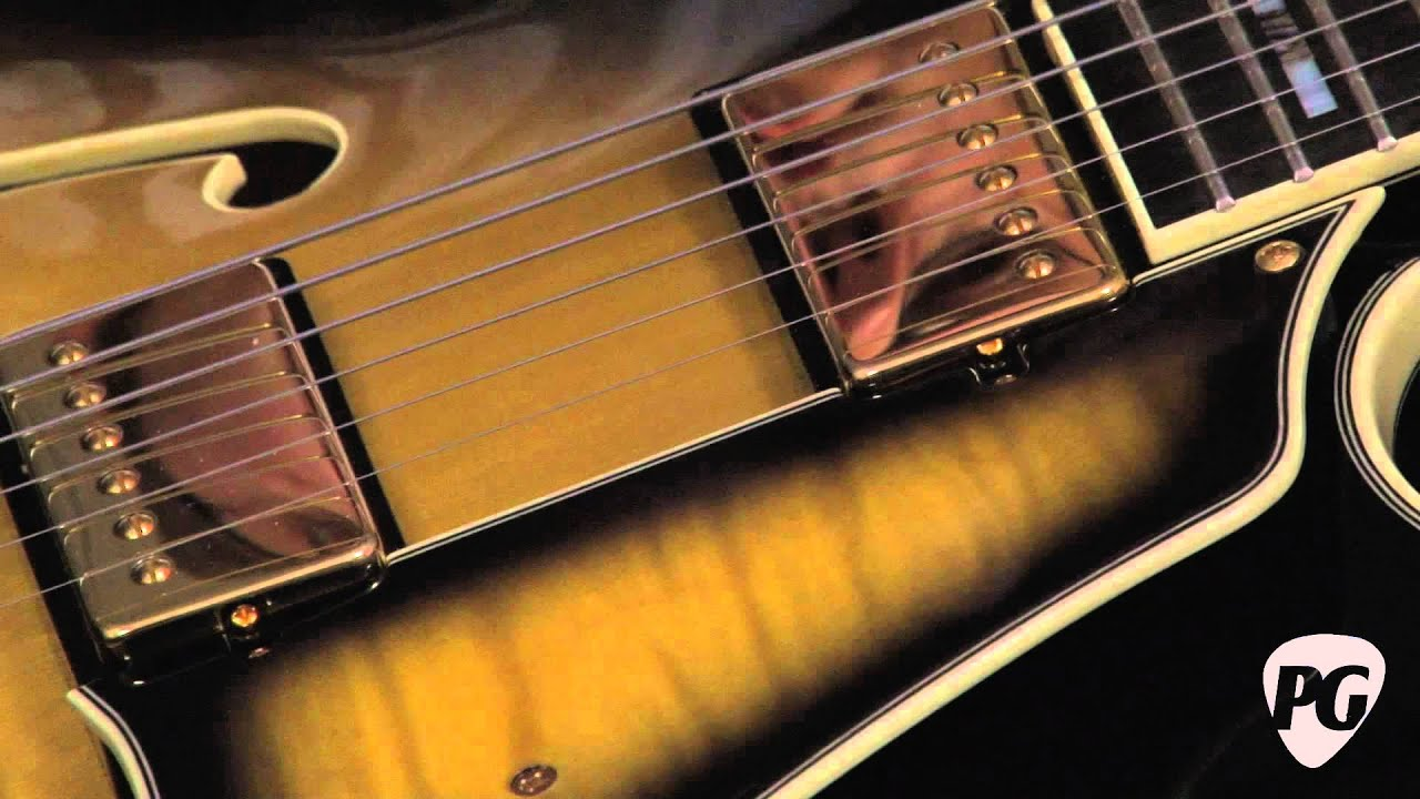 video review ibanez george benson lgb300 youtube