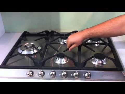 Smeg 70CM Gas Cooktop CIR575X