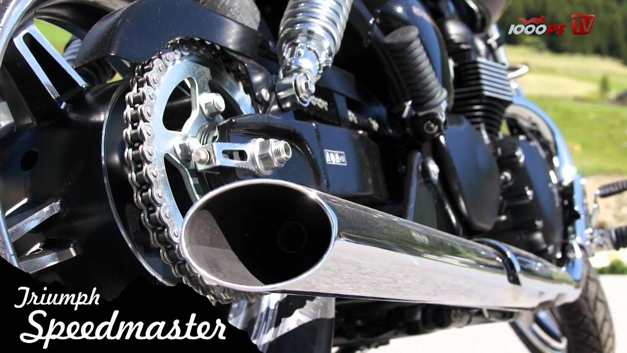 Triumph Speedmaster High Bike Ischgl Youtube