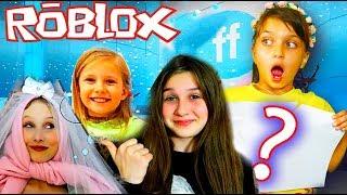 roblox ПОКАЗ Мод УГАДАЙ БЛОГЕРА Диана и Капа НИКОЛЬ роблокс челендж видео для детей детский летсплей